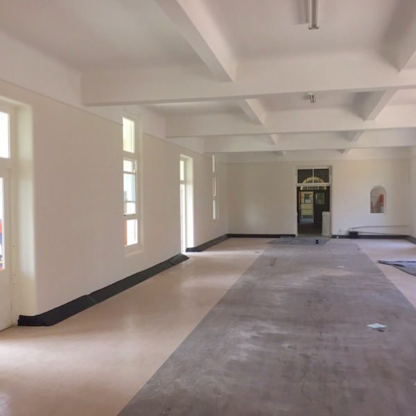Childrens Memorial Institute Hall Renovation