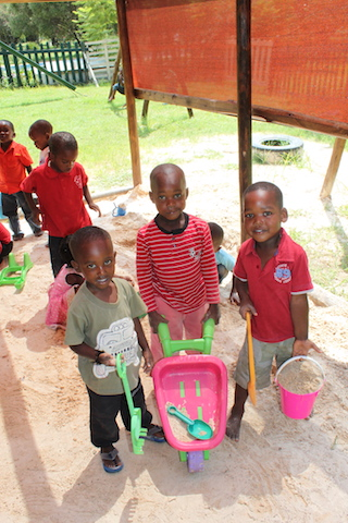 Jungle Tots Nursery School Diepsloot Improvements