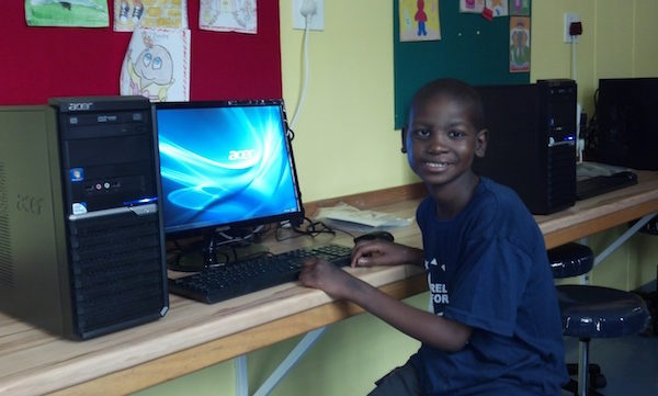 Steve Biko Classroom & Computer lab